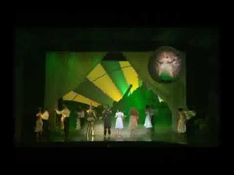 Wizard of Oz Stage Performance