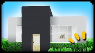 ✔ Minecraft: How to make a Modern House