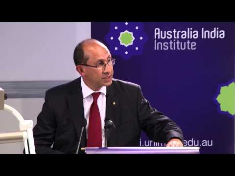 Our Journey With India; Australia India Institute Annual Oration