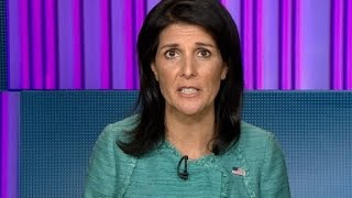 Jake Tapper sits down with Amb. Nikki Haley