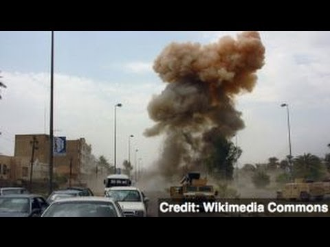 Car Bombs Mark 10-year Iraq War Anniversary