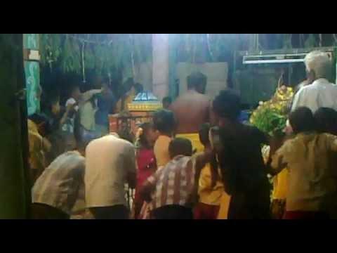 mulakottu in nattarsan kottai mariyamman kovil festival