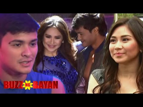 Watch : Sarah Geronimo, Matteo Guidicelli & The Secret Relationship? video