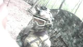 8-30-15 Three Rivers Paintball Aesir Airsoft woodland (filmed with contour)