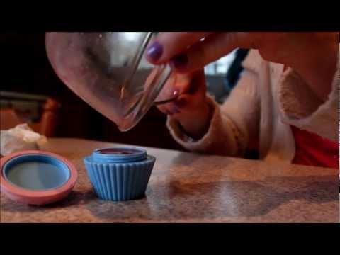 DIY: How To Make A Natural Lip Balm *NO VASELINE*