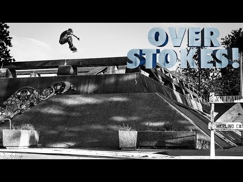 "Milton Martinez's ""Holy Stokes!"" Over Stokes"