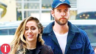 Miley Cyrus Secretly Got Married To Liam Hemsworth And Here's Why