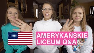 HIGH SCHOOL w USA Q&A - Cheerlederki i Gwiazdy Football