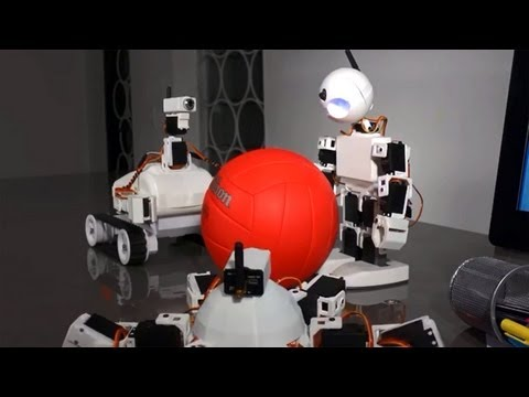 EZ Robot Revolution -The Revolution is Here