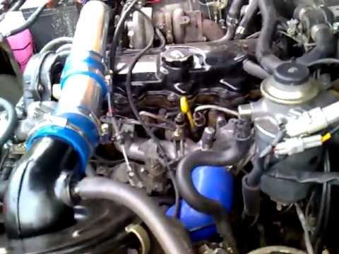 Toyota Hilux 2 8 Turbo Inter Cooled Engine Walk Round