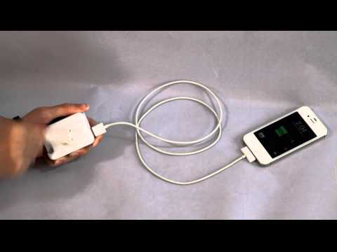 Dynamo Hand-Crank Smart-Phone Emergency Charger