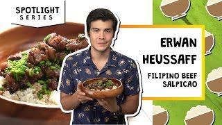 Filipino Beef Salpicao | Erwan Heussaff