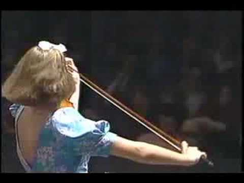Vieuxtemps Violin Cto. #5 Leila Josefowicz, 1990, 2 of 3