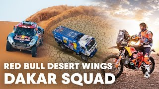 Get To Know The Racers Preparing To Battle In Peru | Dakar Rally 2019