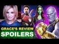 Avengers Infinity War SPOILER Review