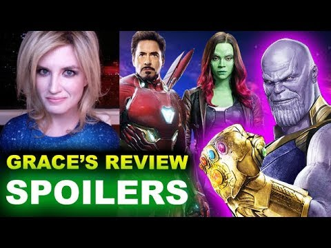 Avengers Infinity War SPOILERS Movie Review