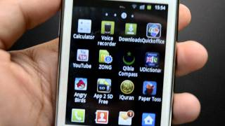 Samsung Galaxy Y (White) - Full Review - Part 2