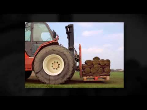0 Rough Terrain Forklift Overview Video