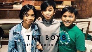 TNT Boys at Froilan's Museo | Babyshark