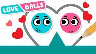 A LOVELY GAME - Love Balls
