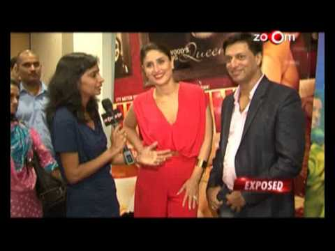 Madhur Bhandarkar talks about Kareena's role in Heroine