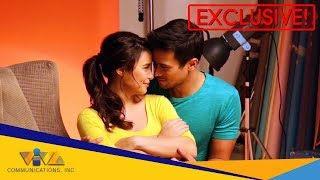 Sam Milby gives nakakakilig na stolen kisses to Yassi Pressman!