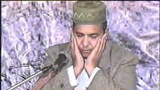 Qari rafat abbas reciting holy quran in Shekhupura.flv