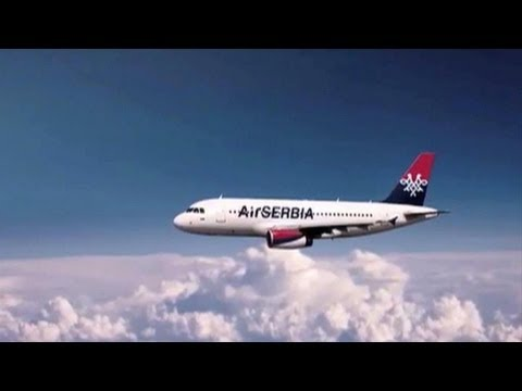 Erstaunlich - neue Airline in Serbien   Journal