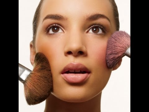 DO NOT USE A POWDER BRUSH TO APPLY POWDER!!!!