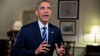 Weekly Address: If You Haven't Gotten Covered, Now's Your Chance