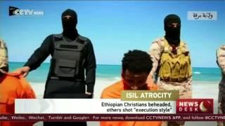 ISIS EKZEKUTON 4 TE ARRESTUAR LIBIAN NE SIRTE DHE PUBLIKON VIDEON NE INTERNET LAJM