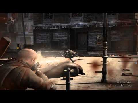 Sniper Elite V2: Calles De Schoneberg - Soy El Pelado Brazzer video