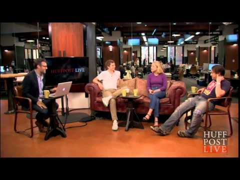 Michael Cera - Huffington Post LIVE (10/14/14) - This is Our Youth