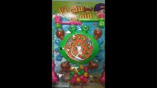 Bộ đồ chơi câu cá/fishing game toy - Tuổi thơ Kids