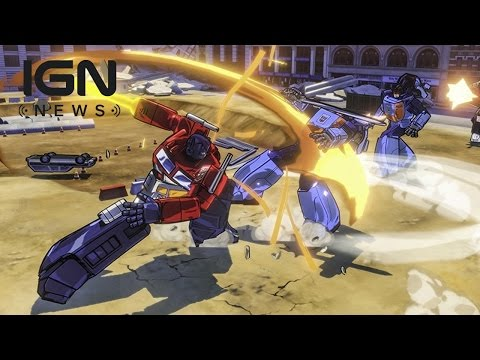 Transformers: Devastation Announced - IGN News