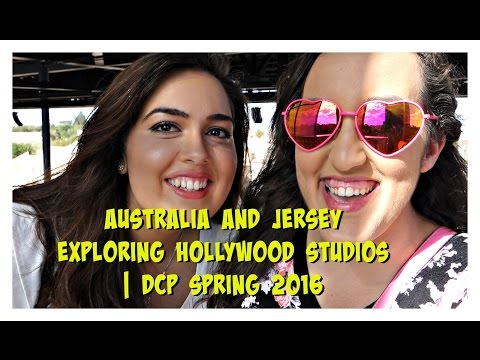 Australia and Jersey Exploring Hollywood Studios | DCP Spring 2016