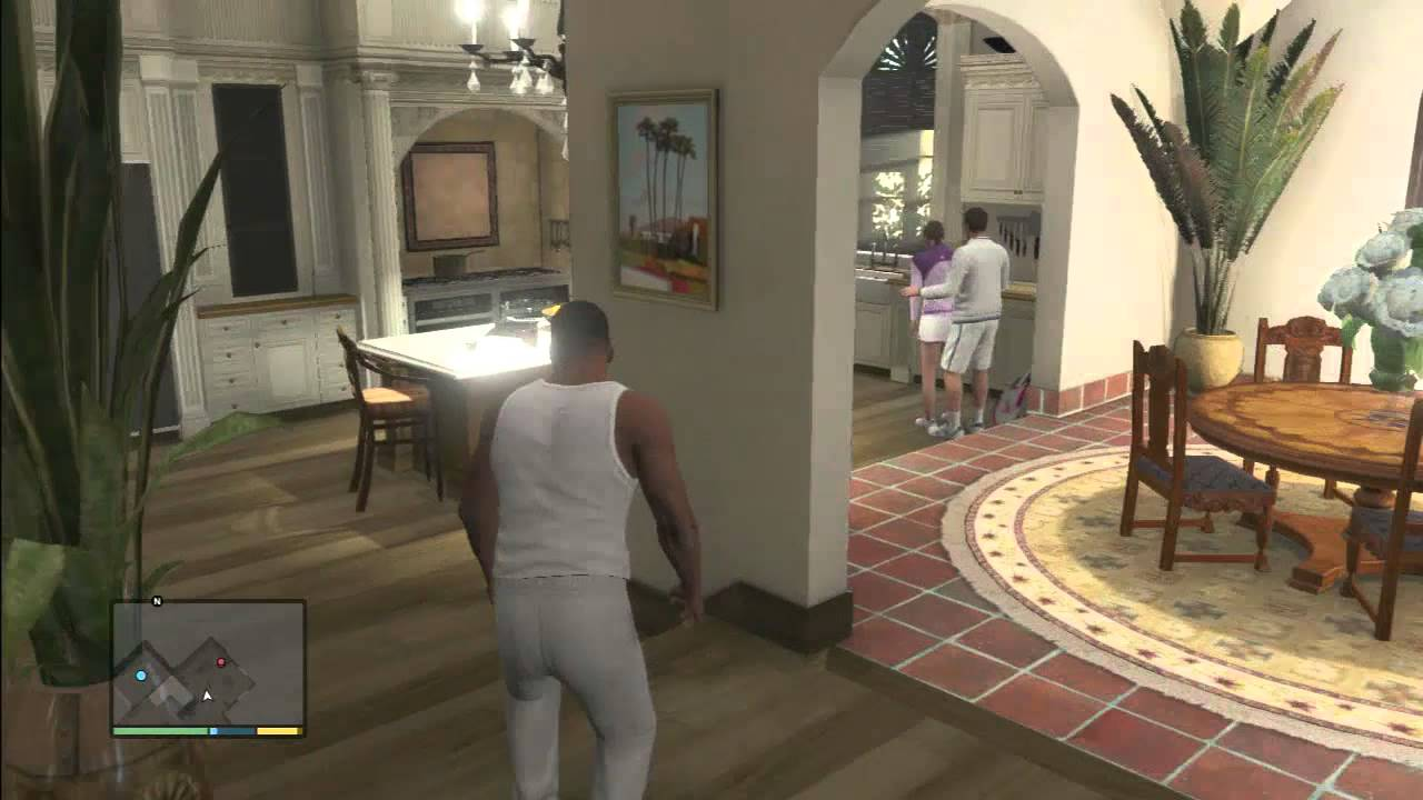 HD Lets Play Grand Theft Auto 5 Part 9 Complications