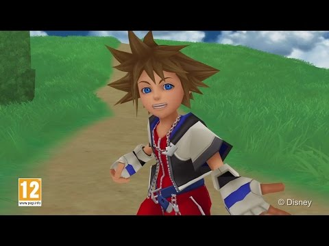 KINGDOM HEARTS HD 1.5 + 2.5 - Benvenuti su Kingdom Hearts [Italiano]