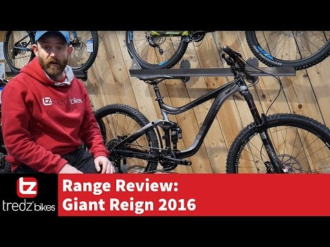 Giant Reign 2016 Range Review