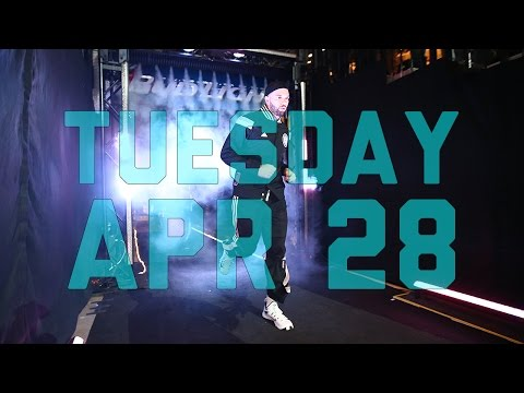 NBA Daily Show: Apr. 28 – The Starters