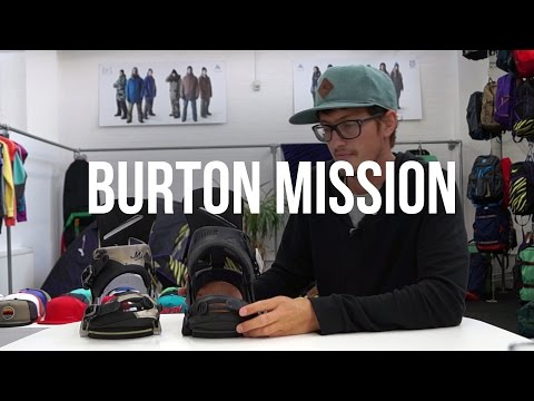 burton mission bindings instructions