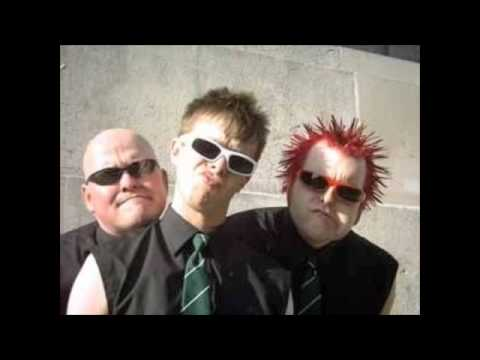 Toy Dolls - No Particular Place To Go