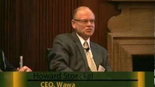Howard Stoeckel's Story - CEO, Wawa, Inc.