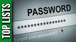 10 Most Common Passwords
