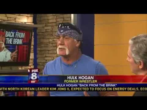 0 Hulk Hogan Visits FOX8 Studios and Promotes the Body By Vi 90 Day Challenge