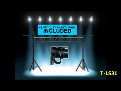 T-LS31 10Ft DJ Stage Lighting Truss Trussing System Light Stand Xstatic Pro TOV
