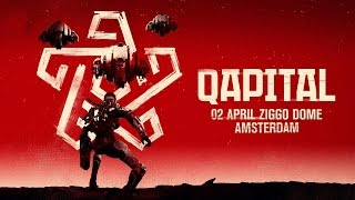 QAPITAL 2016 The RAW Arena | Raw Hardstyle 2016 | Goosebumpers