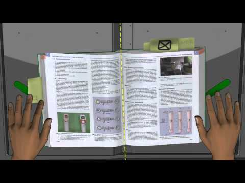 "Zeutschel ""Perfect Book"". Patented 3D scan technology for the perfect bookcurve correction"