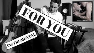 Download Lagu FOR YOU - Liam Payne, Rita Ora - Instrumental Guitar Cover - Sebastian Lindqvist Gratis STAFABAND