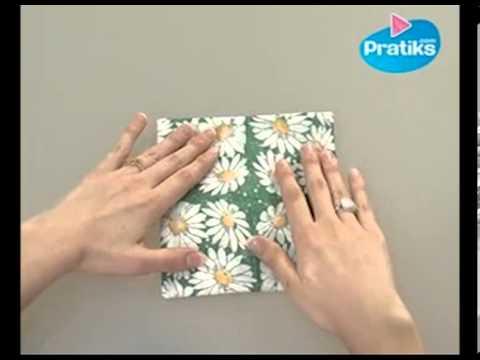 Origami - ¿Cómo hacer un nenúfar de papel?
